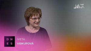 DNES: Iveta Viskupová