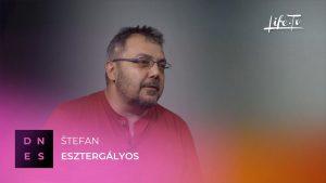 DNES: Štefan Esztergályos