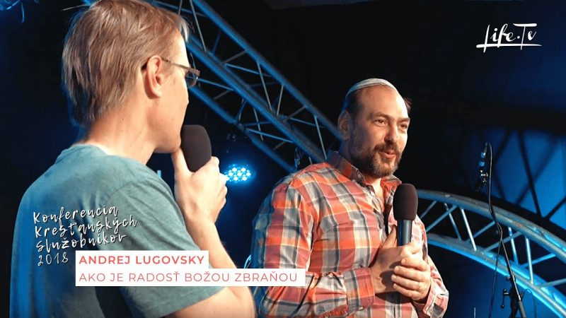 Konferencia Kresťanských Služobníkov 2018 | Andrej Lugovsky (4)