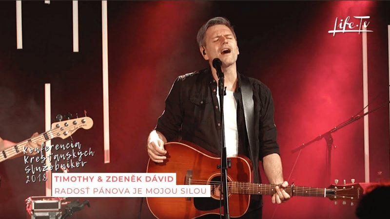 Konferencia Kresťanských Služobníkov 2018 | Timothy & Zdeněk Dávid (9)