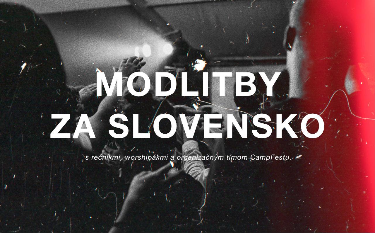 MODLIOTBY ZA SLOVENSKO