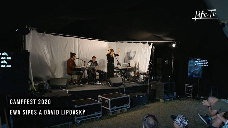 CampFest 2020 | Ewa Sipos a Dávid Lipovský