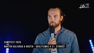 CampFest 2020 | Martin Kalivoda a hostia - Okultizmus v 21. storočí