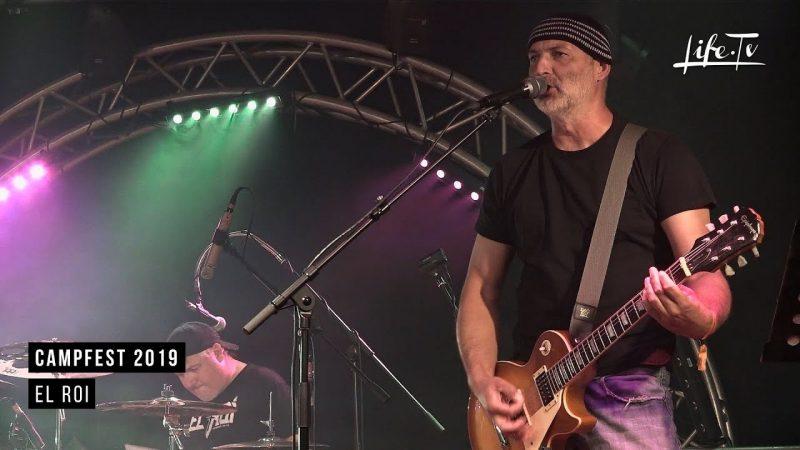 koncert kapely El Roi, ktorá existuje už od roku 1998.